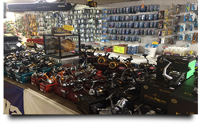FISHING REELS AND RODS CAPE CORAL